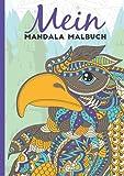 Mein Mandala Malbuch: 50 tierisch tolle Tiermandalas für Kinder ab 8+ Jahren zum Ausmalen und als Kopiervorlage für PädagogInnen.