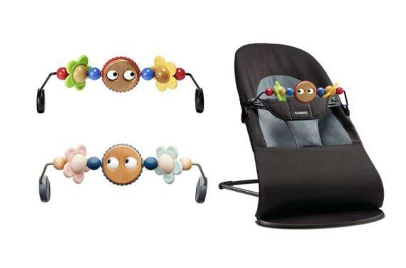 Spielzeug für Babywippe